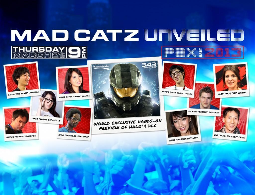 TGS madcatzエキシビジョンマッチ2日目